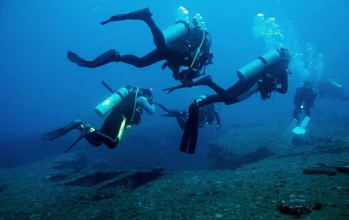Panama City Beach Dive Gallery